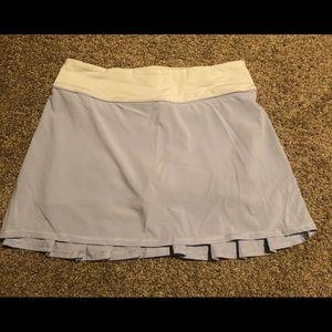 Lululemon Skirt Size 6 Tall HTF